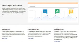 Google Analytics 網站分析實戰計畫擬定前置作業之一