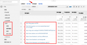 (事件)連結點擊接聽器 – 非站內網址的連結網站追蹤 by Tag Manager