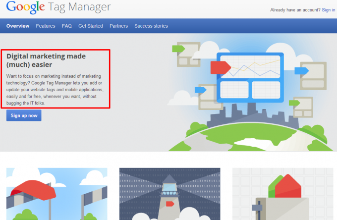 Google Tag Manager 文章介紹封面