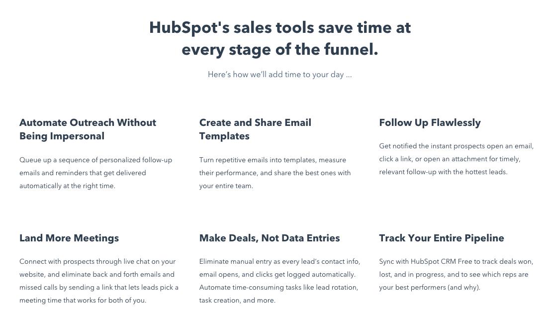 Sales Hub 核心價值
