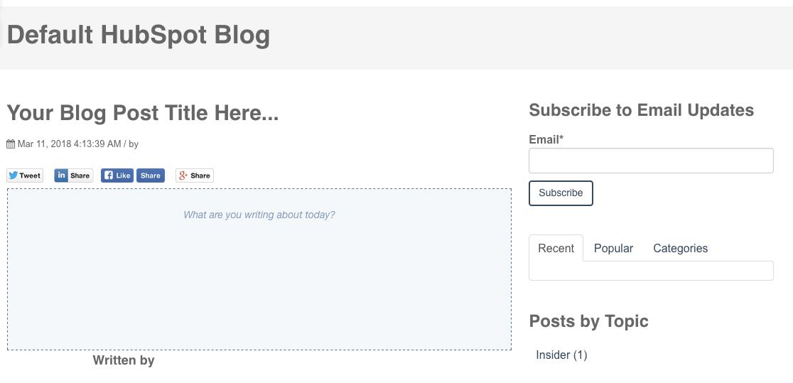 Blog 產生器