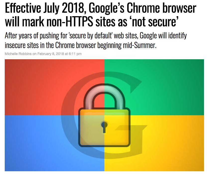 網址加密將影響瀏覽器顯示