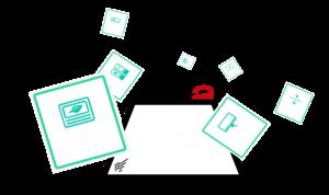BENCHMARK, 只要商品有競爭力、備齊文案與圖片就可以快速促銷的 EDM 產生器