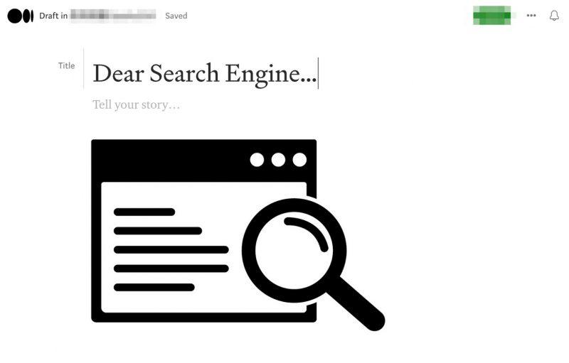 搜尋引擎最佳化在 Medium
